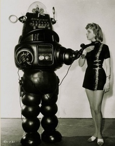 "1956 ""Forbidden Planet"" Robby the Robot"